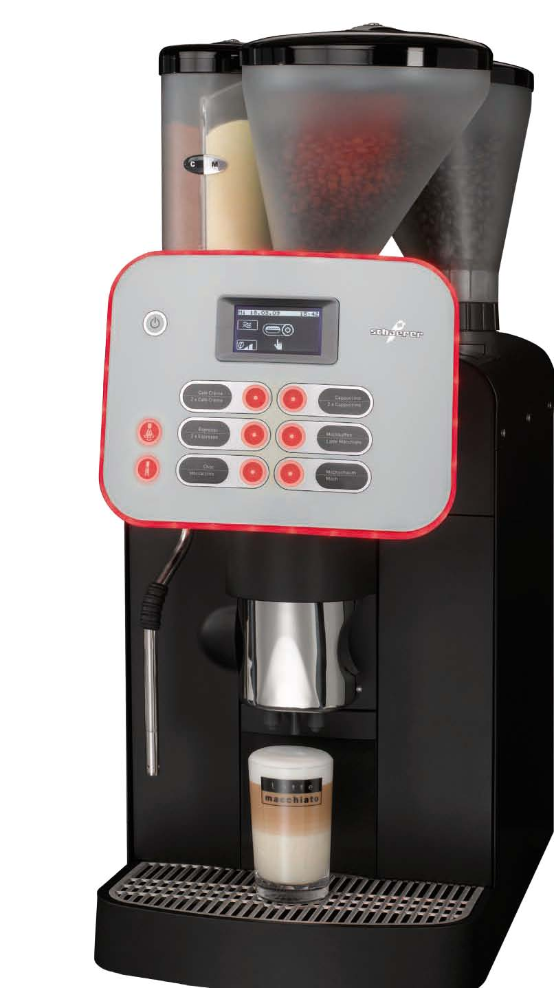 Machine A Cafe The